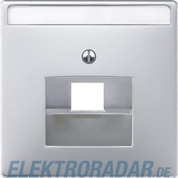 Merten Zentralplatte alu 291860