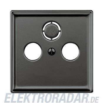 Merten Zentralplatte sw/gr 294169