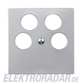 Merten Zentralplatte alu 295360
