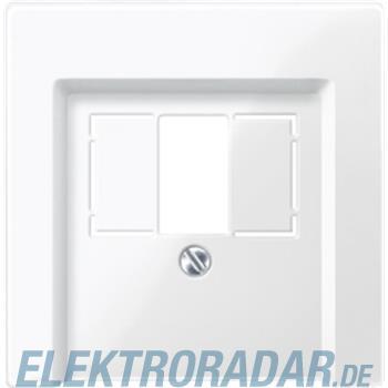 Merten Zentralplatte pws/gl 296019
