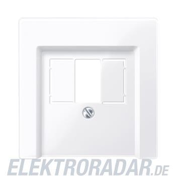 Merten Zentralplatte aws/gl 296025