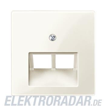 Merten Zentralplatte ws/gl 296144