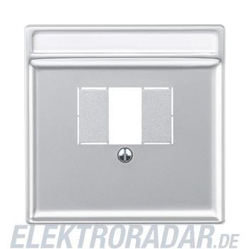 Merten Zentralplatte alu 297860