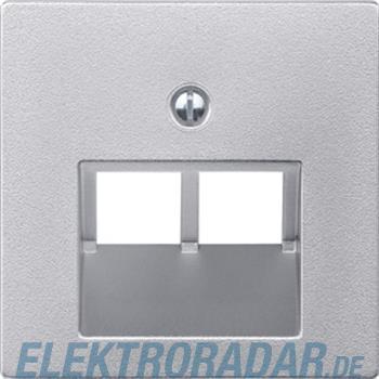Merten Zentralplatte alu 298060