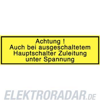 HellermannTyton Etiketten ATWS4-A3D-150-YE