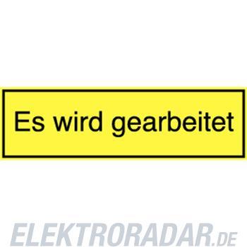 HellermannTyton Etiketten ATWS3-B2D-150-YE