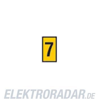 HellermannTyton Etiketten CWMS-7-260-YE