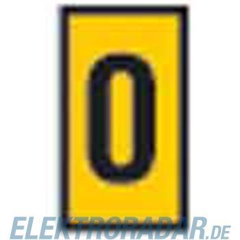 HellermannTyton Etiketten CWML-0-260-YE