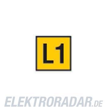 HellermannTyton Etiketten CWML-L1-260-YE