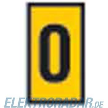 HellermannTyton Etiketten CWMS-0-260-YE