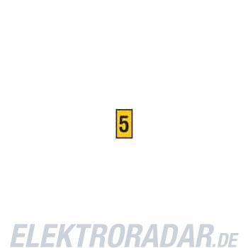 HellermannTyton Etiketten CWMS-5-260-YE