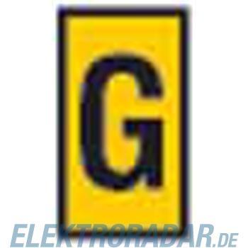 HellermannTyton Tülle HODS85-G-PVC-YE-M4