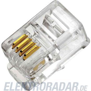Cimco Modular Stecker RJ10 4P/4C 18 3000