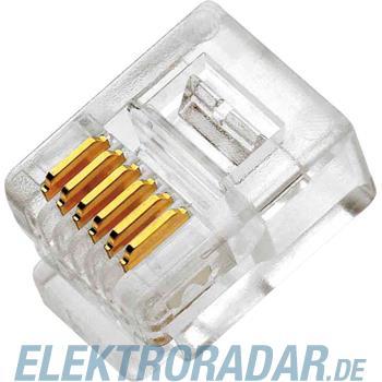 Cimco Modular Stecker RJ12 6P/6C 18 3004
