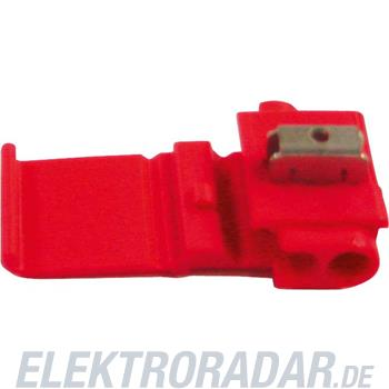 Quante Verbinder + Abzweig 558, rot (VE100)