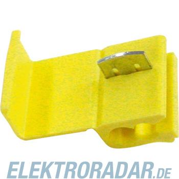 Quante Verbinder + Abzweig 562, gelb (VE100)