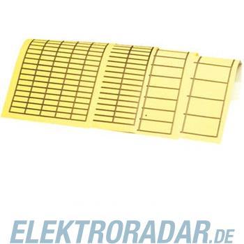 Weidmüller Kennzeichnungsmaterial PAGETAB 56X22