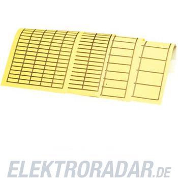 Weidmüller Kennzeichnungsmaterial PAGETAB 60X35