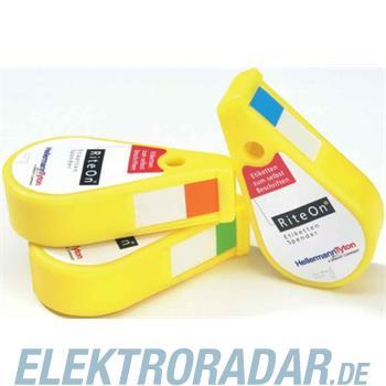 HellermannTyton Riteon Etikett 590-00165 (VE100)