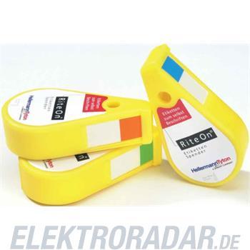 HellermannTyton Riteon Etikett 590-00166 (VE100)
