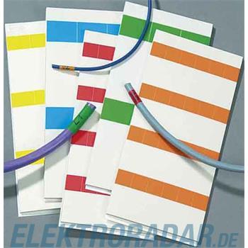 HellermannTyton Etiketten im Taschenbuch HSMB-C1-1402-BU
