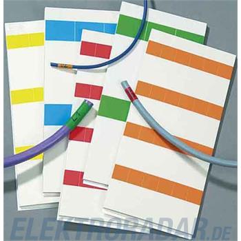 HellermannTyton Etiketten im Taschenbuch HSMB-C2-1402-YE