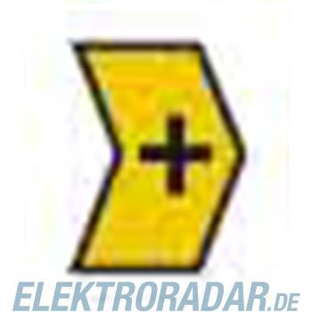 HellermannTyton Kennzeichnungstülle HG2-5-+-PVC-YE-M4