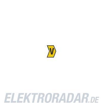 HellermannTyton Kennzeichnungstülle HG2-5-V-PVC-YE-M4