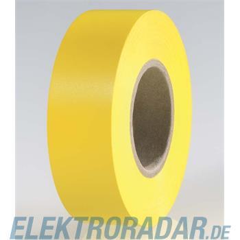 HellermannTyton PVC Isolierband Flex 1000+YE19x20m