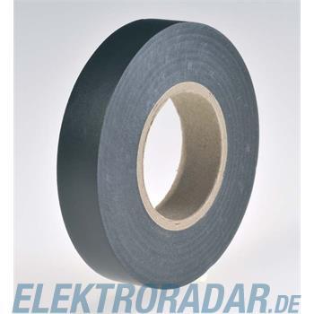 HellermannTyton PVC Isolierband Flex 15-BK15x25m