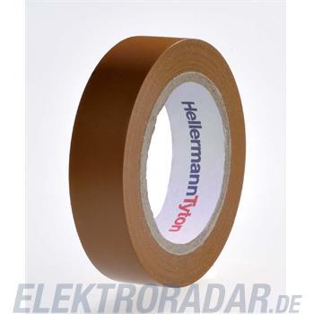 HellermannTyton PVC Isolierband Flex 15-BR15x10m
