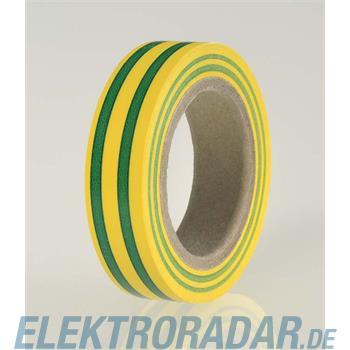 HellermannTyton PVC Isolierband Flex 15-GNYE15x10m