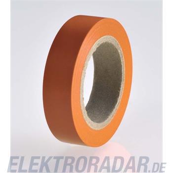 HellermannTyton PVC Isolierband Flex 15-OR15x10m