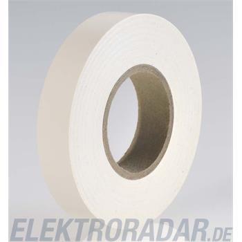 HellermannTyton PVC Isolierband Flex 15-WH15x25m