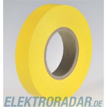 HellermannTyton PVC Isolierband Flex 15-YE15x25m