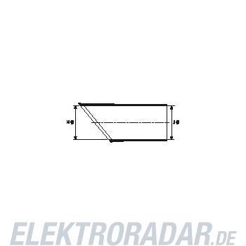 HellermannTyton Formteil 1158-4-G-PEX-BK