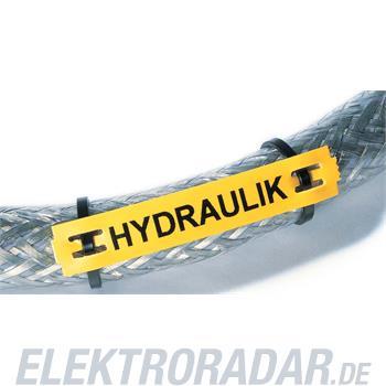 HellermannTyton Kennzeichnungsschild TIPTAG-HF-15X65-POYE