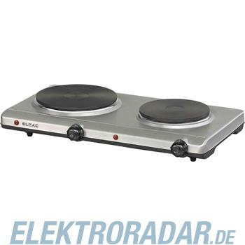 Rommelsbacher Doppelkochplatte ELTAC DK 29