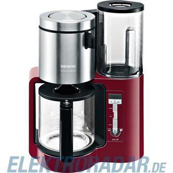 Siemens Kaffeemaschine TC 86304cranb red/s