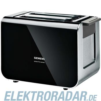 Siemens Toaster TT 86103 sw