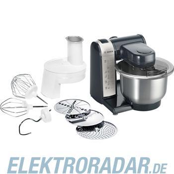 Bosch Küchenmaschine MUM 48A1 anth/si