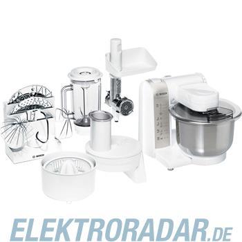 Bosch Küchenmaschine MUM 4880 ws/si