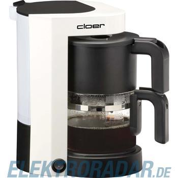 Cloer Kaffeeautomat 5981 ws/sw