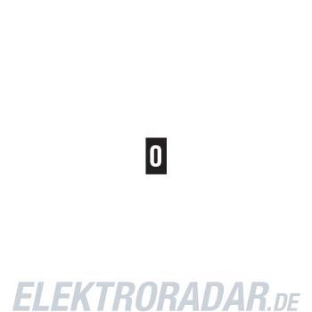 HellermannTyton Kennzeichnungstülle HODS85-0-PVC-BK-M4