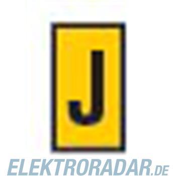 HellermannTyton Kennzeichnungstülle HODS85-J-PVC-YE-M4