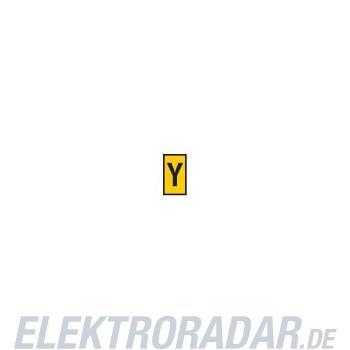 HellermannTyton Kennzeichnungstülle HODS85-Y-PVC-YE-M4