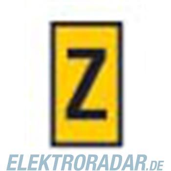 HellermannTyton Kennzeichnungstülle HODS85-Z-PVC-YE-M4