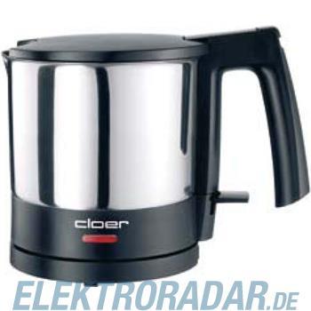 Cloer Wasserkocher 1 L 4720 eds/sw