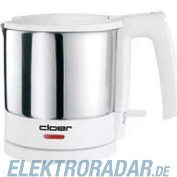 Cloer Wasserkocher 1 L 4721 eds/ws