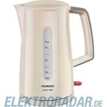 Siemens Wasserkocher TW 3A0107 creme